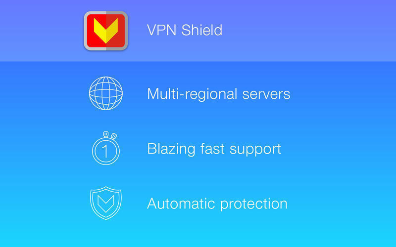 Screenshot 3 for VPN Shield