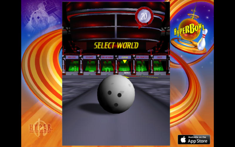 Screenshot 1 for HyperBowl