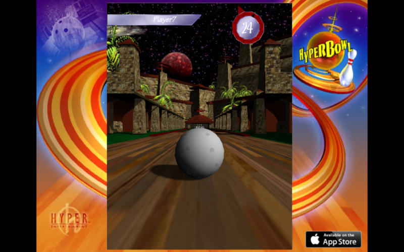 Screenshot 2 for HyperBowl