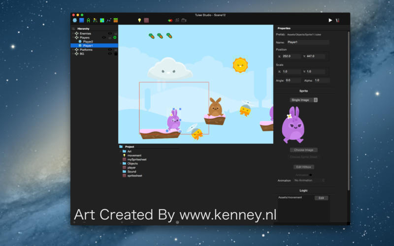 Screenshot 1 for Tulee Studio