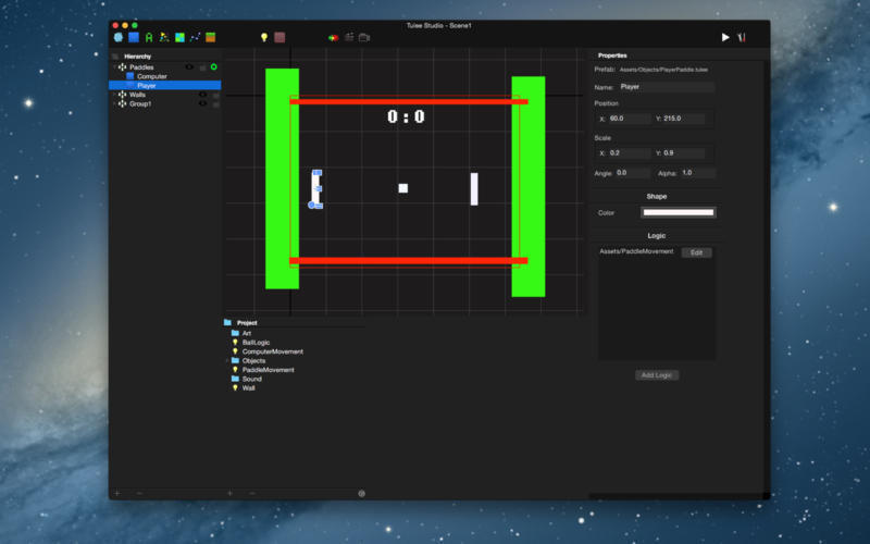 Screenshot 3 for Tulee Studio