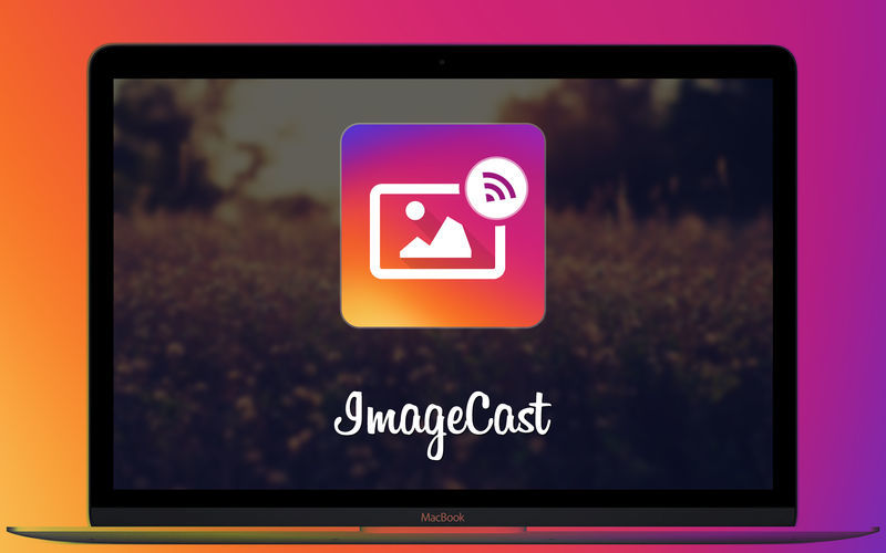 Screenshot 1 for ImageCast