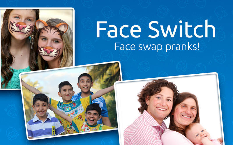 Screenshot 1 for Face Switch