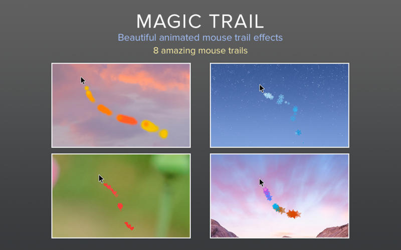 Screenshot 1 for Magic Trail