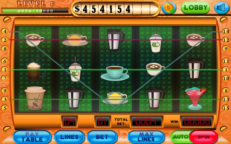 Screenshot 2 for Slot Win Casino Master
