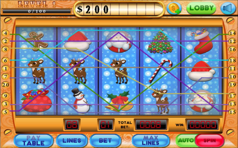 Screenshot 5 for Slot Win Casino Master