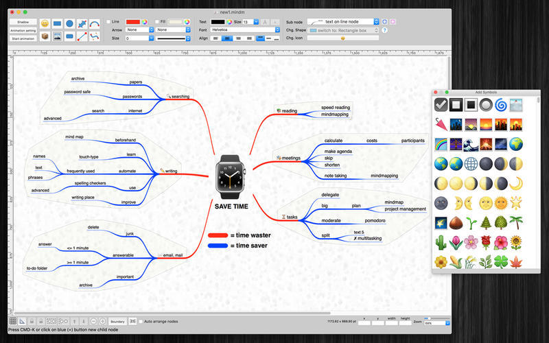 Screenshot 5 for MindmapDesign