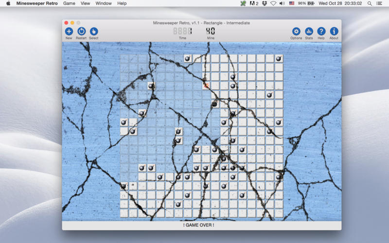 Screenshot 5 for Minesweeper Retro