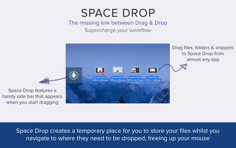 Screenshot 1 for Space Drop
