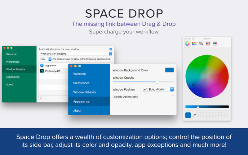 Screenshot 3 for Space Drop