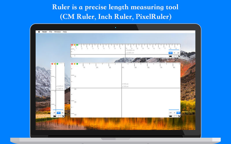 Screenshot 1 for Ruler