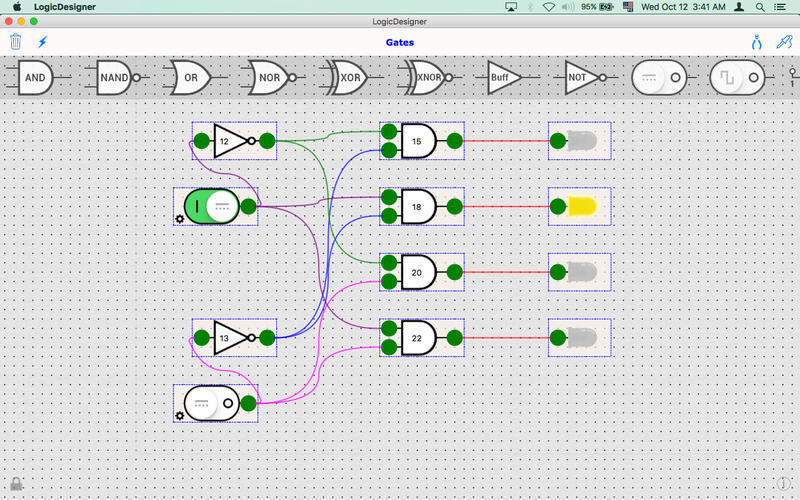 Screenshot 2 for Logic Designer