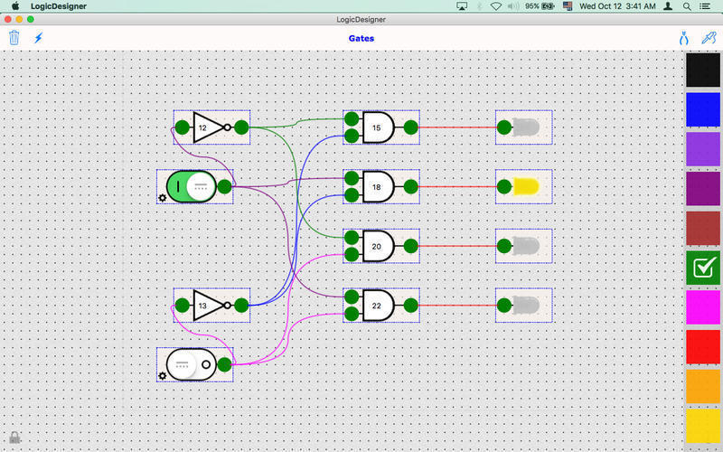 Screenshot 3 for Logic Designer