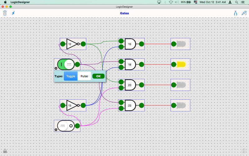 Screenshot 4 for Logic Designer