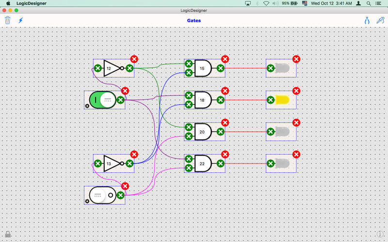 Screenshot 5 for Logic Designer