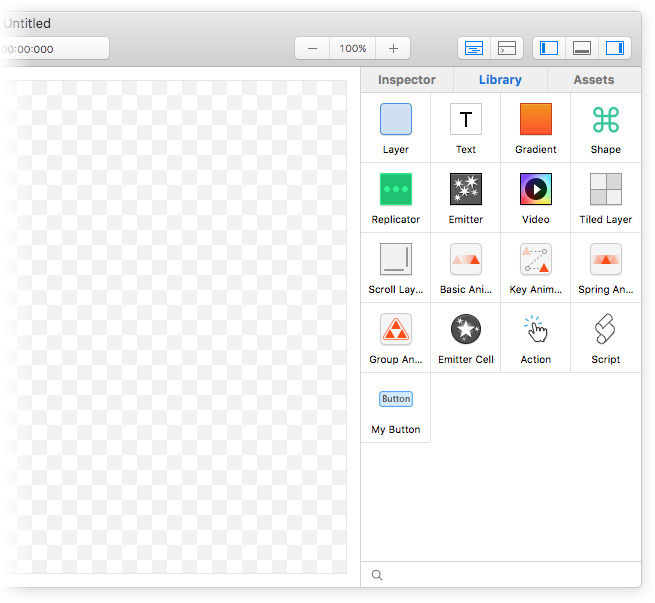 Screenshot 3 for Kite Compositor