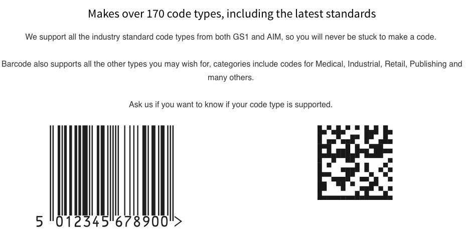 Screenshot 2 for Barcode X