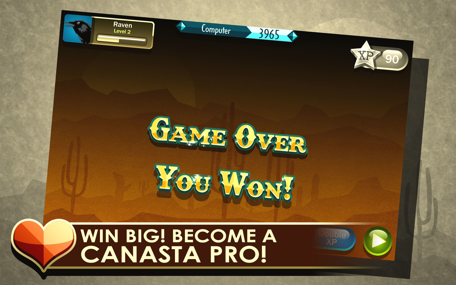Screenshot 5 for Canasta Royale
