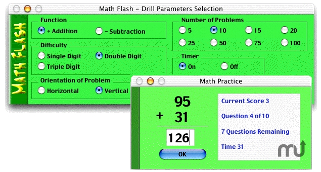 Screenshot 1 for Math Flash