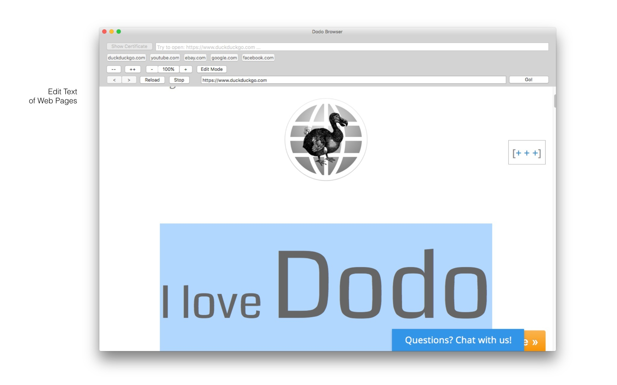 Screenshot 3 for Dodo
