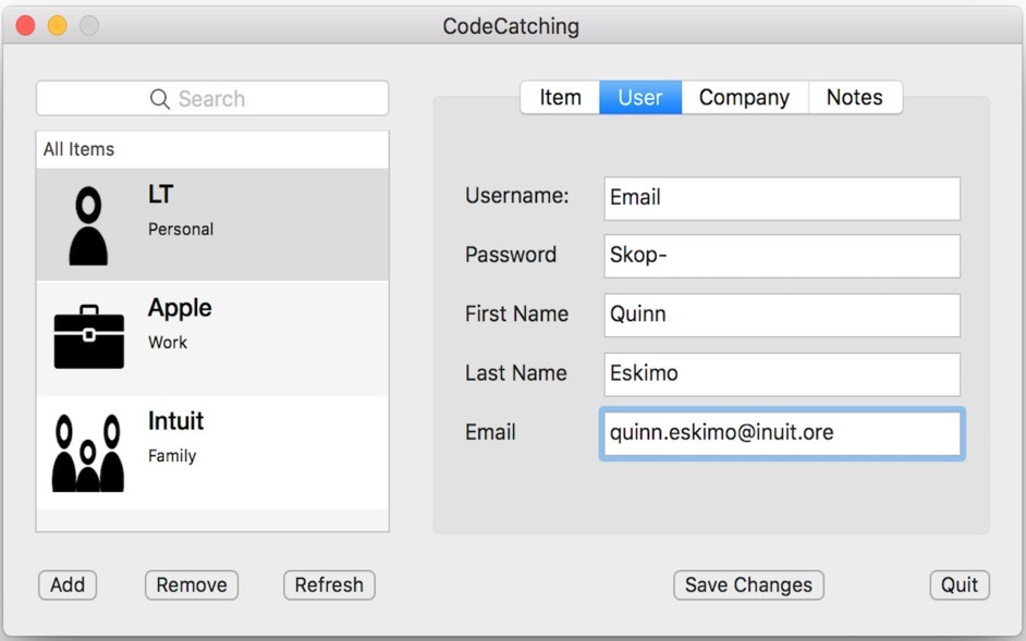 Screenshot 2 for CodeCatching