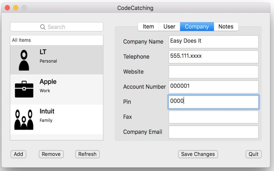 Screenshot 3 for CodeCatching
