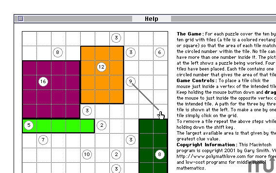 Screenshot 1 for Area Puzzles