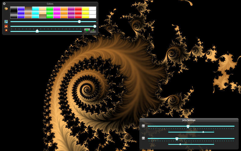 Screenshot 4 for Magic Fractals