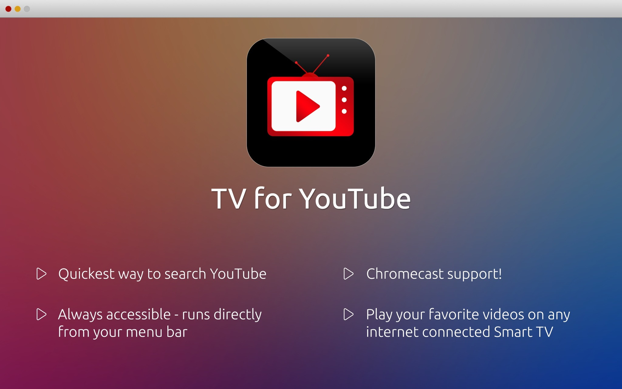 Screenshot 3 for TubeCast