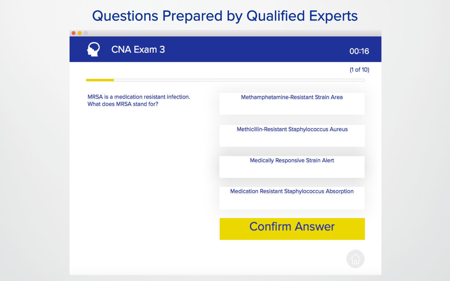 Screenshot 2 for CNA Test 2018
