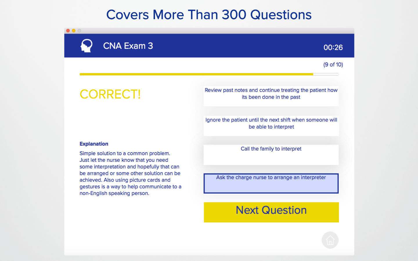 Screenshot 4 for CNA Test 2018