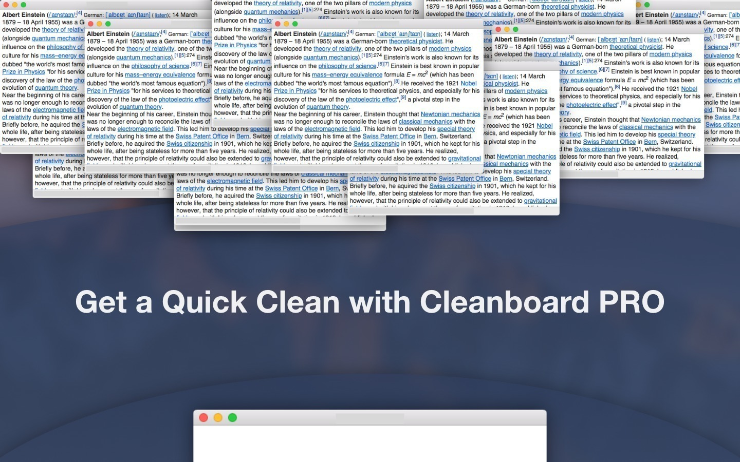 Screenshot 4 for Cleanboard