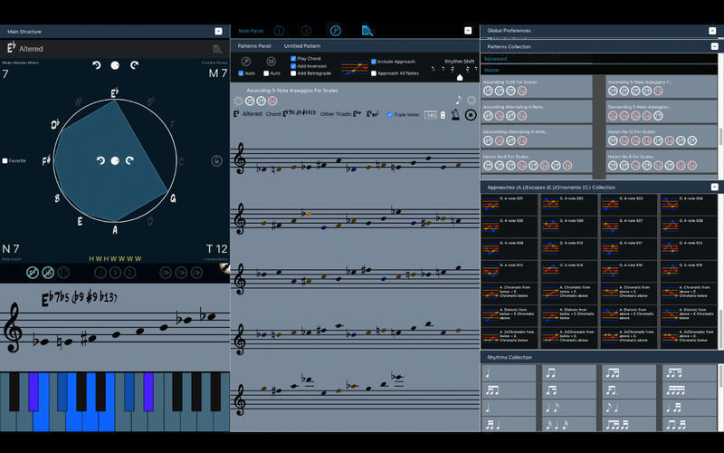 Screenshot 2 for Tessitura Pro