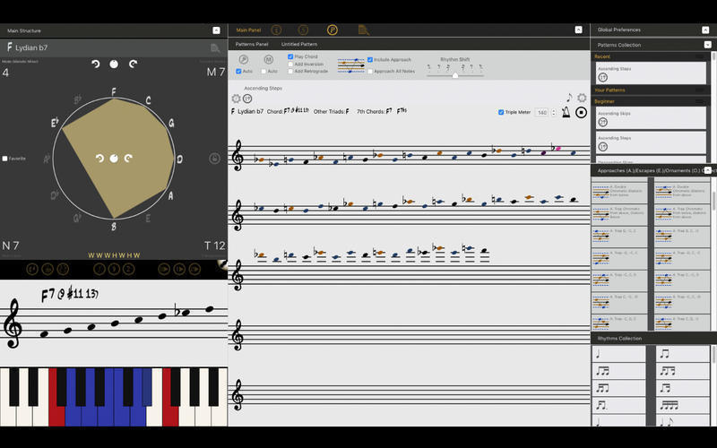Screenshot 4 for Tessitura Pro