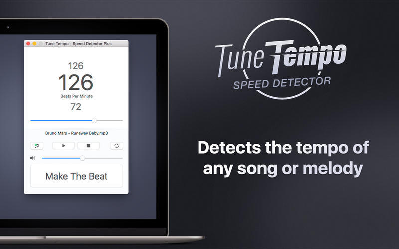Screenshot 1 for Tune Tempo