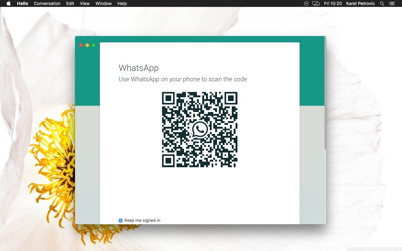 Screenshot 1 for WhatsApp Chat Messenger