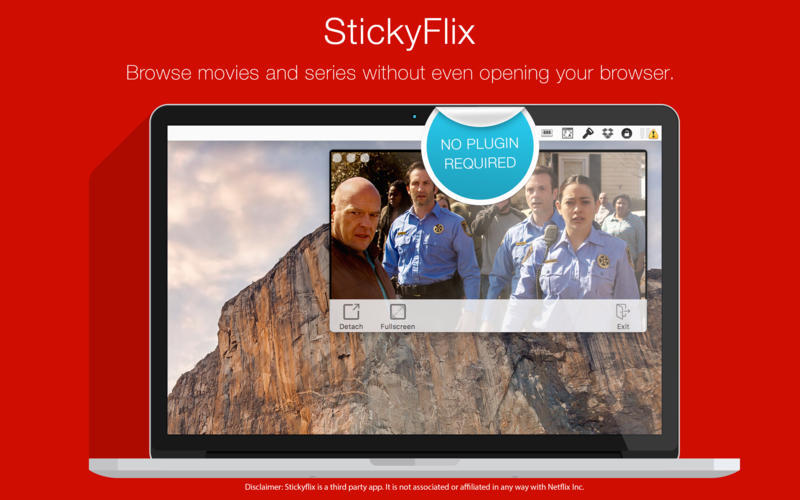 Screenshot 1 for Stickyflix