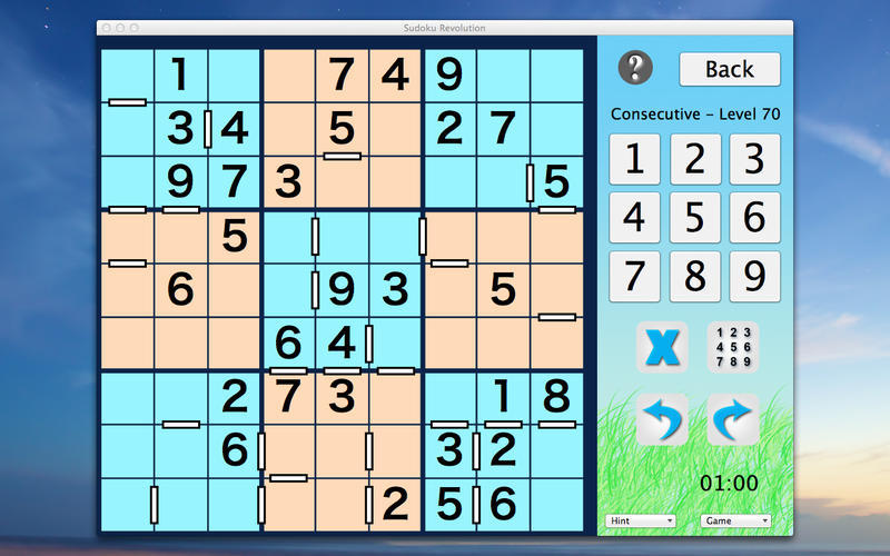 Screenshot 4 for Sudoku Revolution