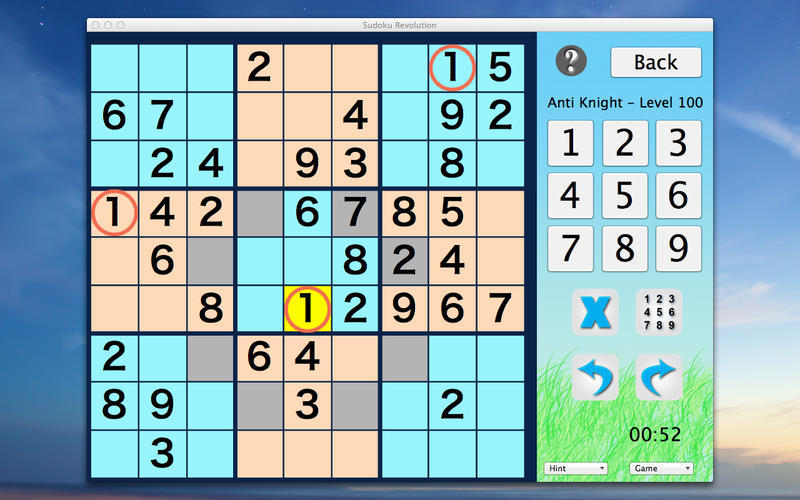 Screenshot 5 for Sudoku Revolution