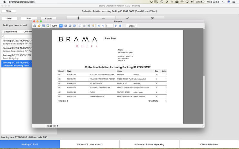 Screenshot 5 for Brama Operation