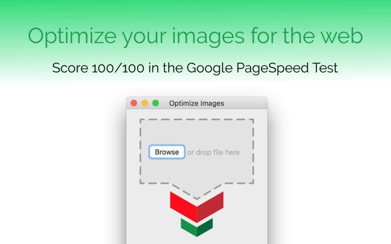 Screenshot 1 for Optimize Images