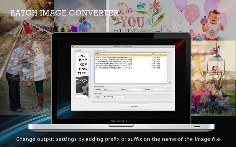 Screenshot 2 for Batch Image Converter