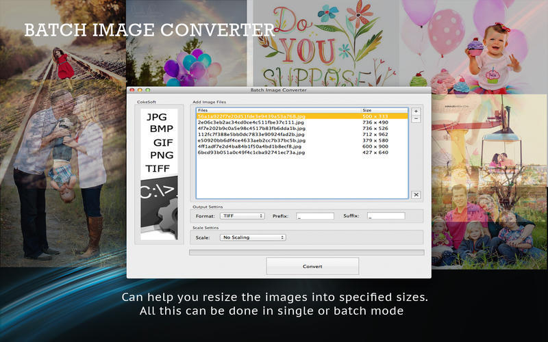 Screenshot 3 for Batch Image Converter