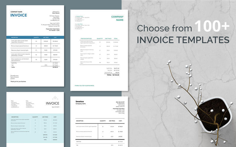 Screenshot 1 for Quick Invoice