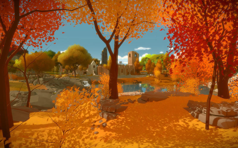 Screenshot 2 for The Witness