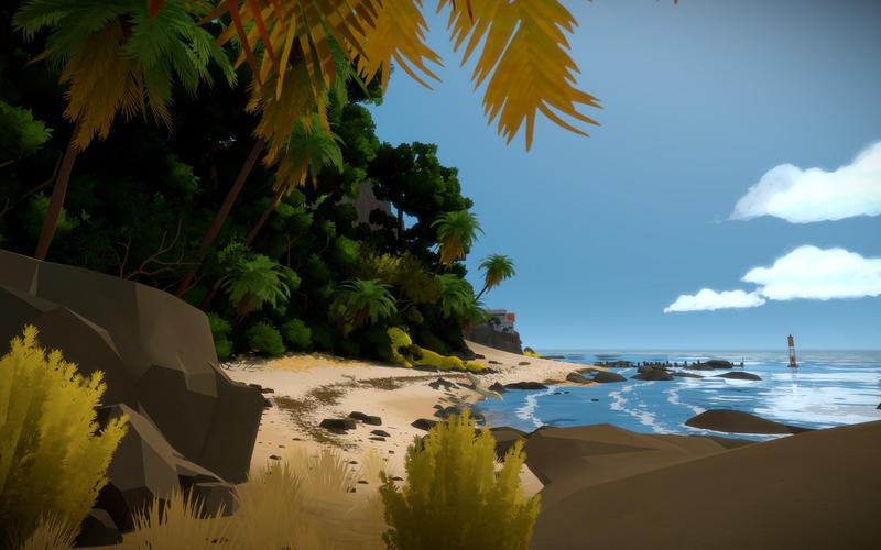 Screenshot 3 for The Witness