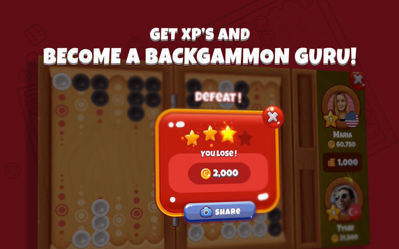 Screenshot 4 for Next Backgammon