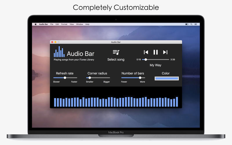 Screenshot 3 for Audio Bar