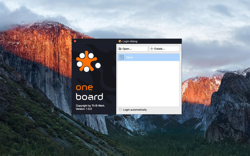 Screenshot 1 for Oneboard