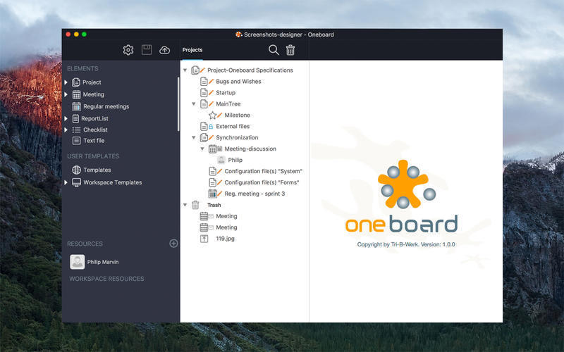 Screenshot 2 for Oneboard